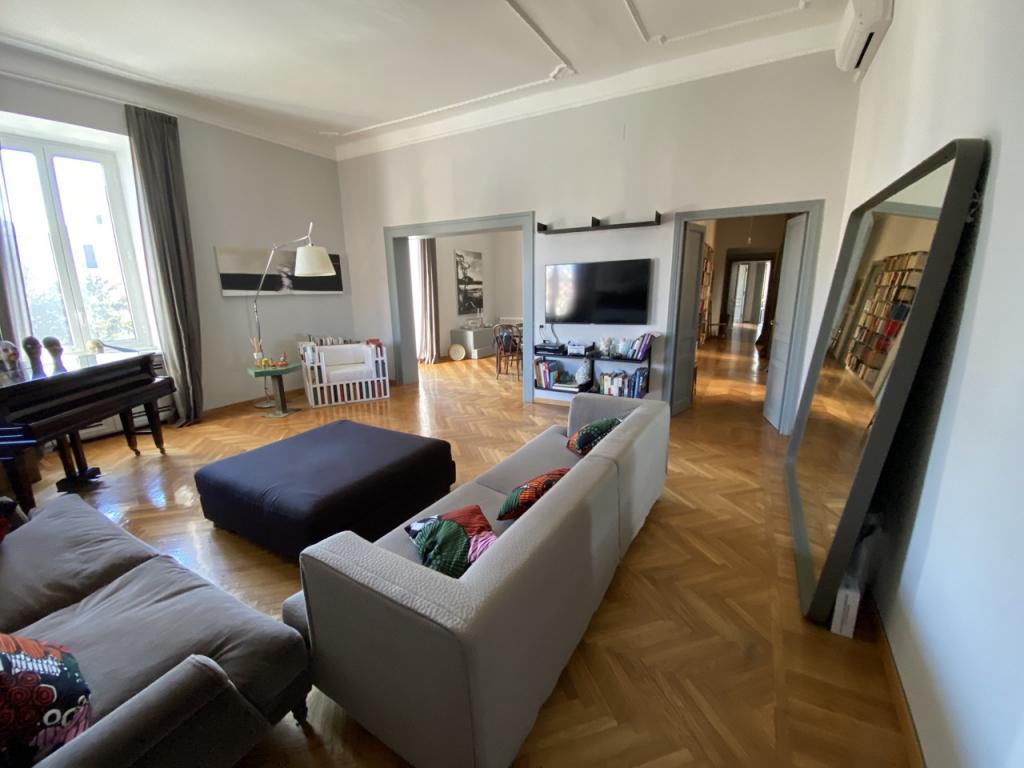 roma parioli appartamento di rappresentanza in vendita